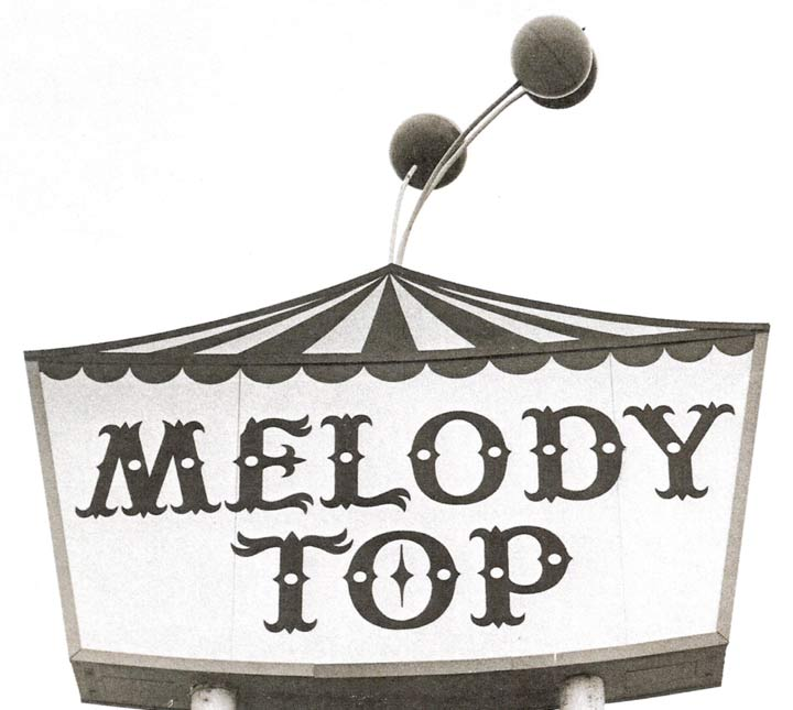 Melody Top Sign